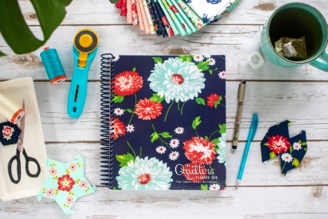 quilters planner 2019