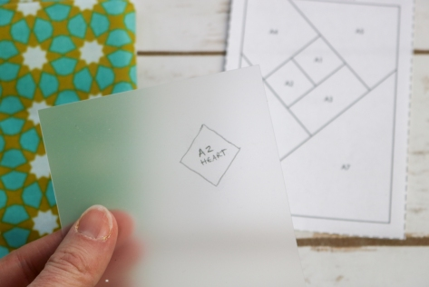 creating templates fpp fussy cutting