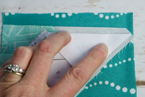 fussy cutting with fpp