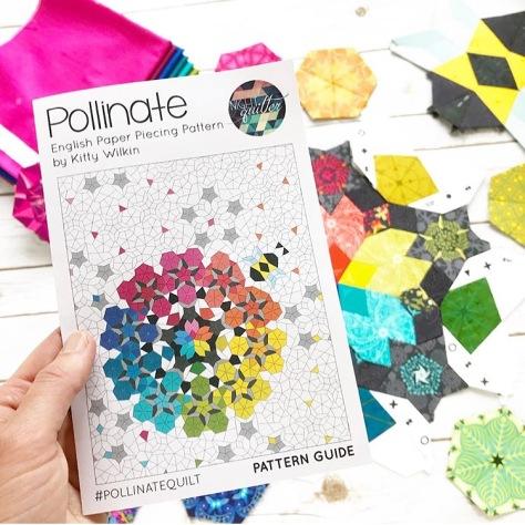 pollinate quilt pattern epp