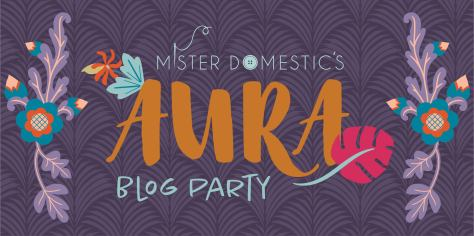 aura fabric blog party