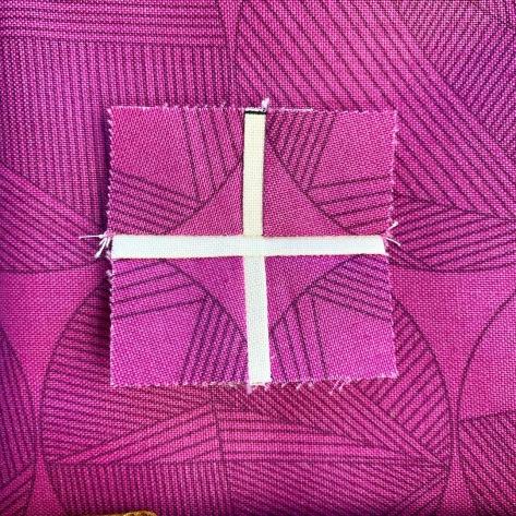 sew tiny sampler quantum fabric fussy cutting