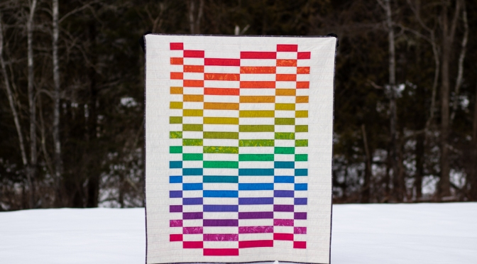 Staggered Quilt Pattern Release!