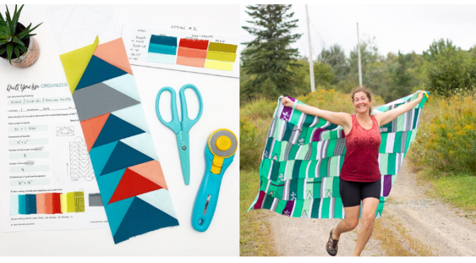 Quilt Your Life! Live Virtual Workshop